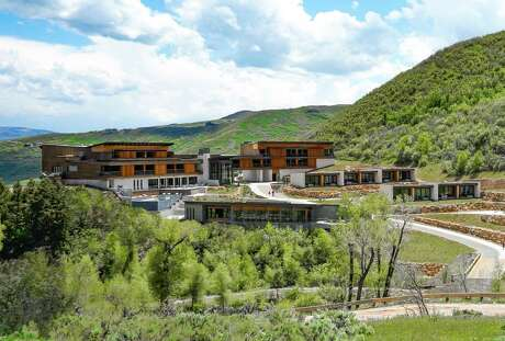 The Lodge at Blue Sky is a new Auberge Resorts Collection property inWanship, Utah.