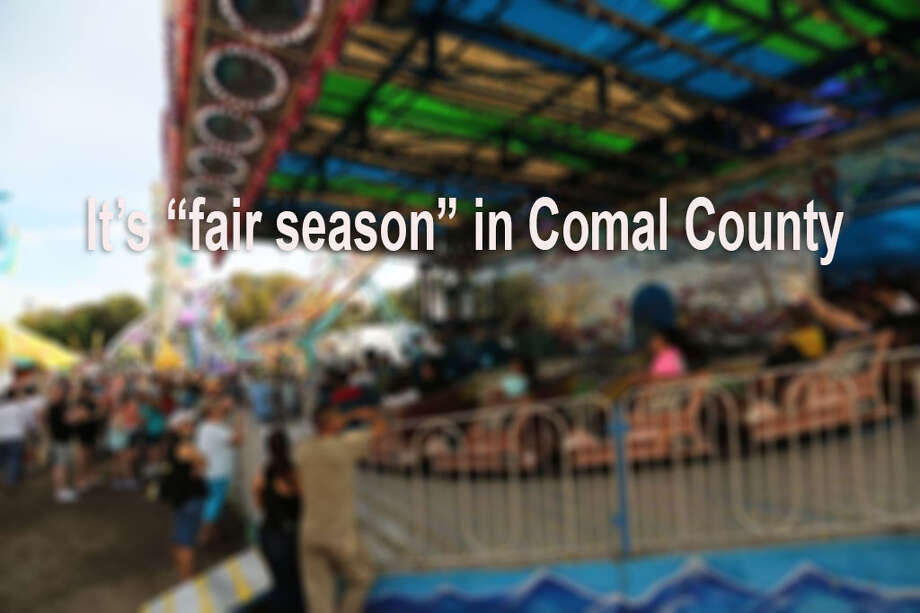 The 126th Comal County Fair and Rodeo happens this week. Photo: No Credit