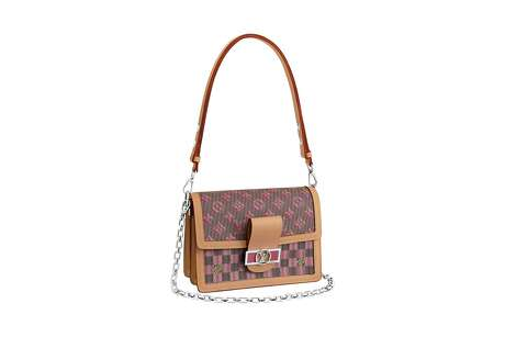Dauphine MM bag by Louis Vuitton, $3,450