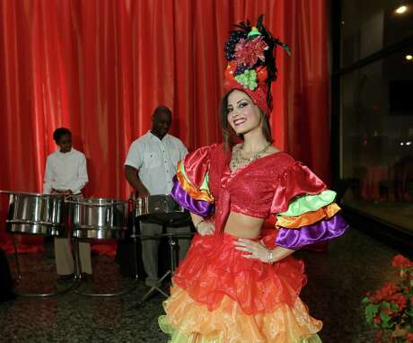 Latin American Experience Gala at the Museum of Fine Arts, Houston.