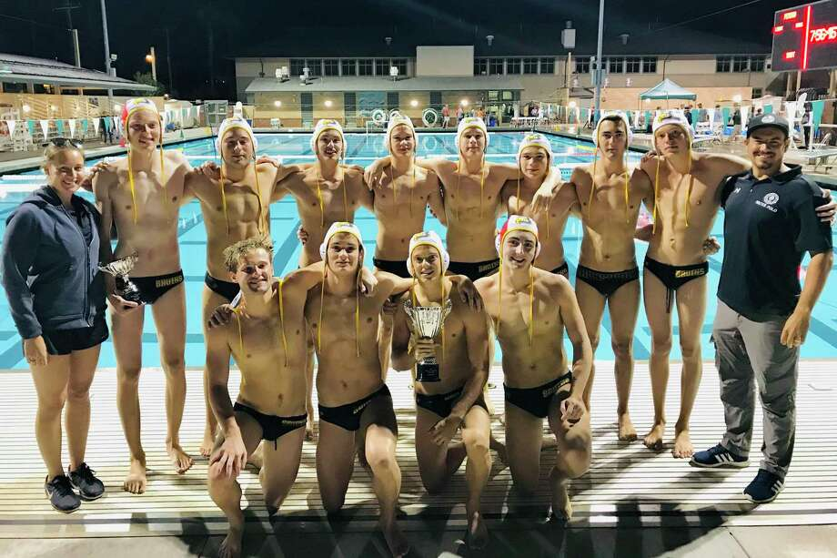 The Brunswick School water polo team placed second at the America's Finest City Tournament in San Diego, California. The tournament concluded on Saturday, Sept. 21, 2019. Photo: Contributed Photo /