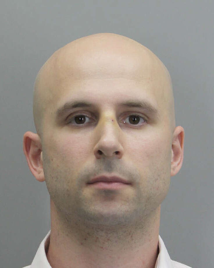 Raphael Schklowsky, 36, is accused of unlawfully filming students. Photo: Fairfax County Police Department / Handout