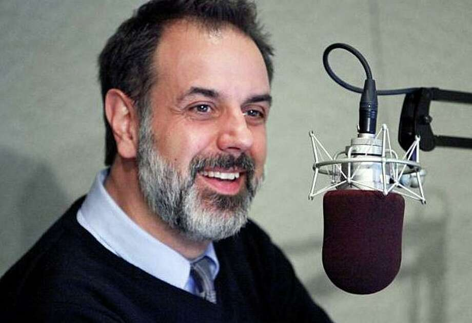 Veteran radio reporter and editor John Dankosky is leaving Connecticut Public, the organization announced Monday, Sept. 23, 2019. Dankosky, who has worked at the company for 25 years and is the executive editor of the New England News Collaborative, has taken a voluntary separation option offered to longtime employees. Photo: Chion Wolf / WNPR