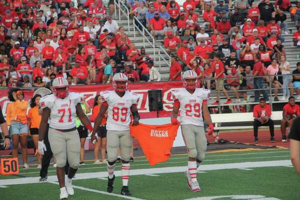 Judson Rockets represent their teammate Bryce Wisdom, who is battling Wilms Tumor, an aggressive form of kidney cancer