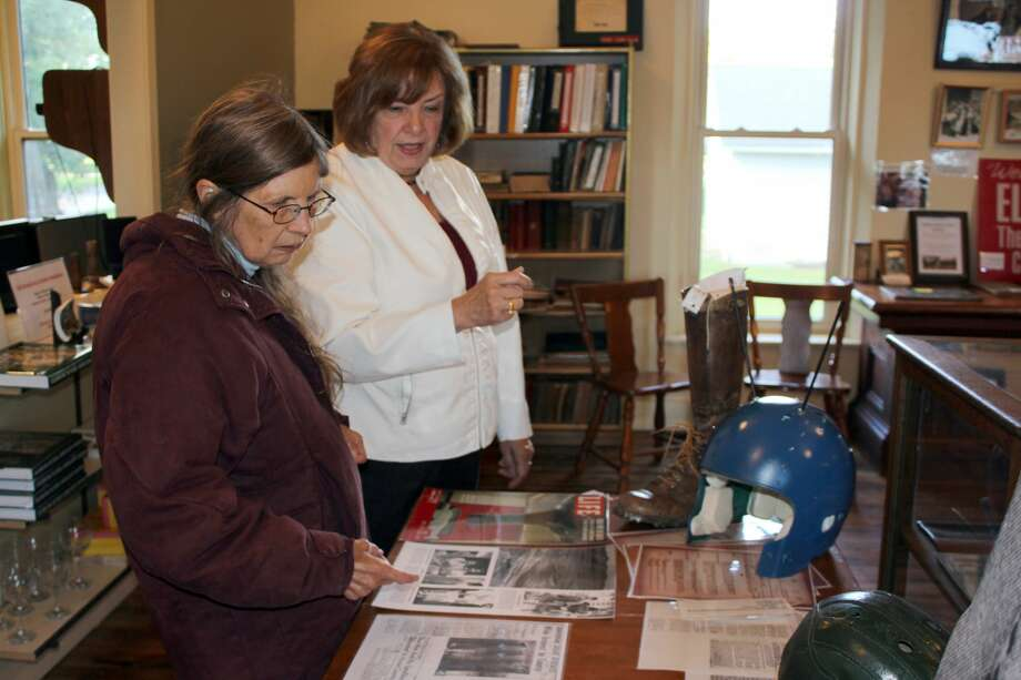 This year's Huron County Museum Weekend is scheduled for 11 a.m. to 4 p.m. Saturday and Sunday, hosted by the Huron County Historical Society. Of the 18 museums in the county, most will be open for tours and have some sort of activity or activities available for visitors. Here are scenes from last year's tours. Photo: Tribune File Photo