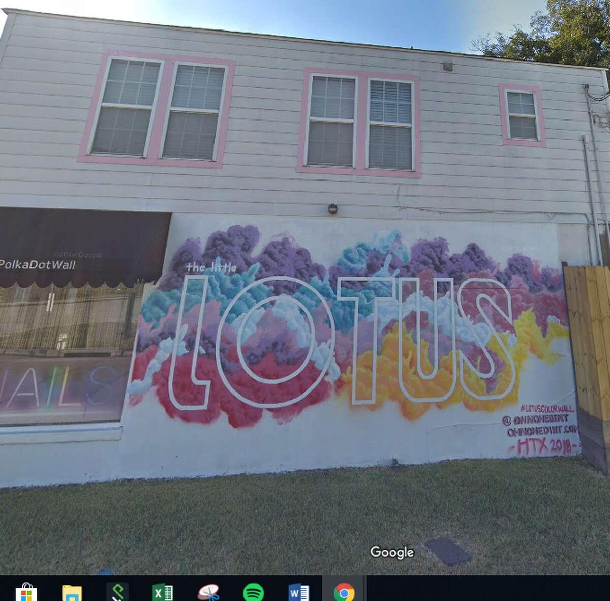 15. The little LOTUS PRO Nails Address: 6521 Main Street