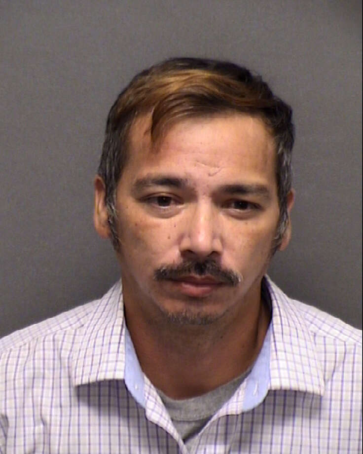 Toby Ojeda is accused of sexually assaulting a 17-year-old girl. Photo: Bexar County Sheriff's Office
