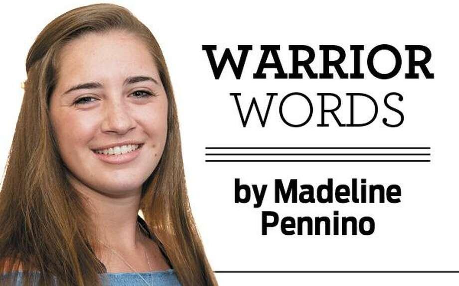 Madeline Pennino Photo: Hearst Connecticut Media / Wilton Bulletin