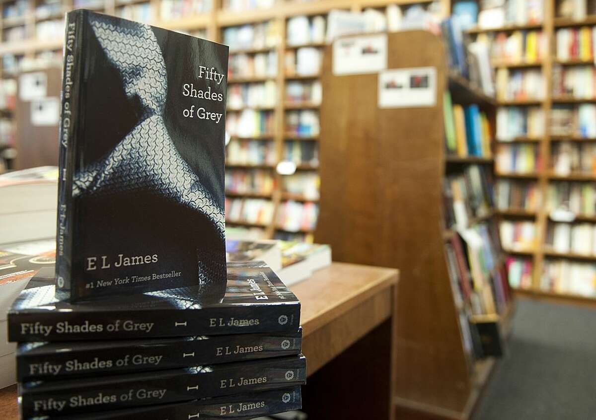 Fifty Shades of Grey, E.L.James