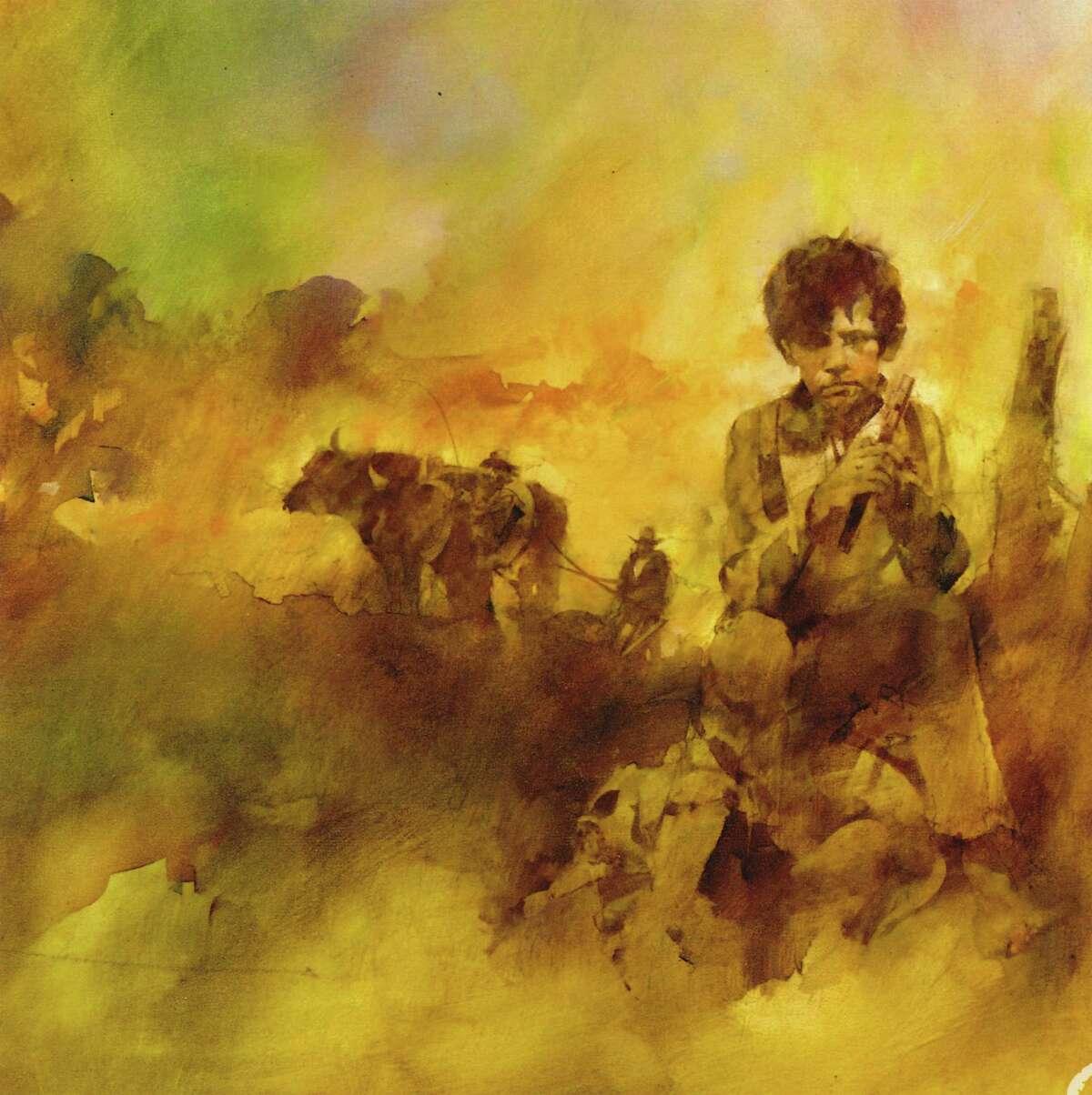 Bob Crofut published a book featuring decades of his art.