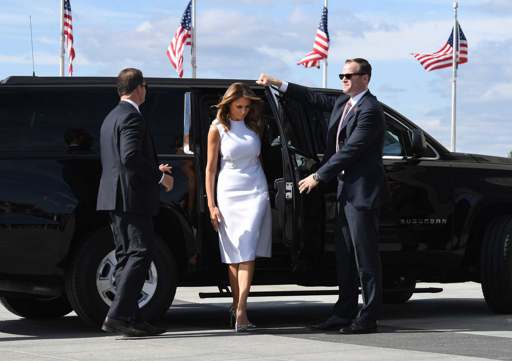 Melania Trump is busier than you think, but as quiet as ever