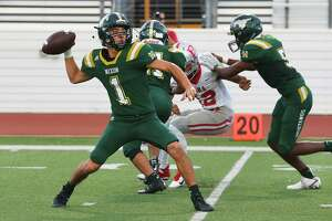 Austin Garcia retuns under center as Nixon travels to Eagle Pass for a 7 p.m. matchup Friday.