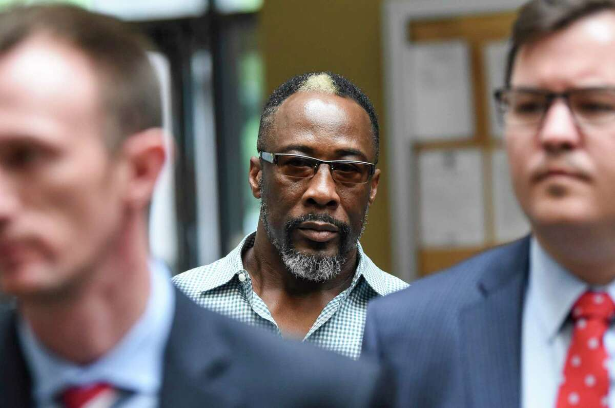 Calvin Walker, pictured here in Sept. 2019, was ordered to pay legal fees to BISD over a failed lawsuit. Walker was found guilty of overcharging BISD for electrical work in 2009. Photo taken on Monday, 09/16/19. Ryan Welch/The Enterprise