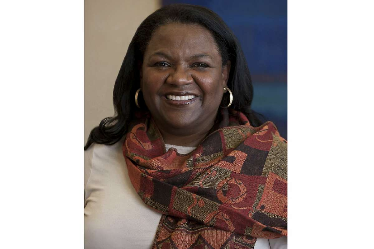Peralta Community College District trustees have selected Regina Stanback Stroud, former president of Skyline Community College in San Bruno, as chancellor.
