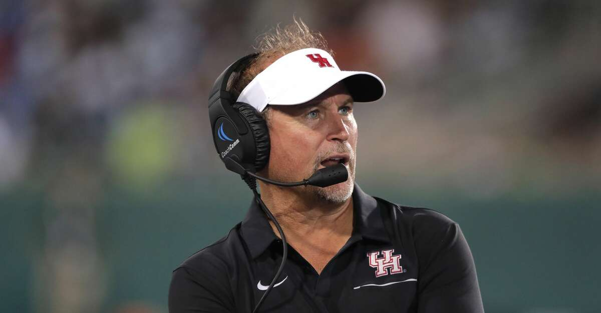After a hectic start to the season and roster upheaval last week, Dana Holgorsen and the Cougars will get to rest up this week.