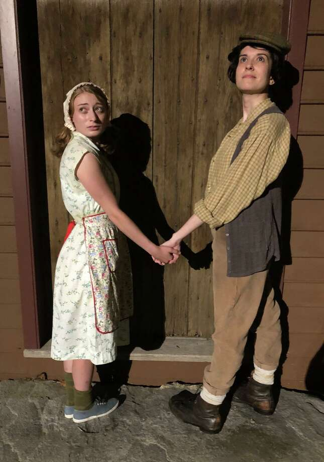 """Madison Lyric Stage will present the classic fairytale opera, """"Hansel and Gretel,"""" Oct. 4-13. The performance features Allison Lindsay as Hansel and Sarah Himmelstein as Gretel. Photo: Madison Lyric Stage / Contributed Photo"""