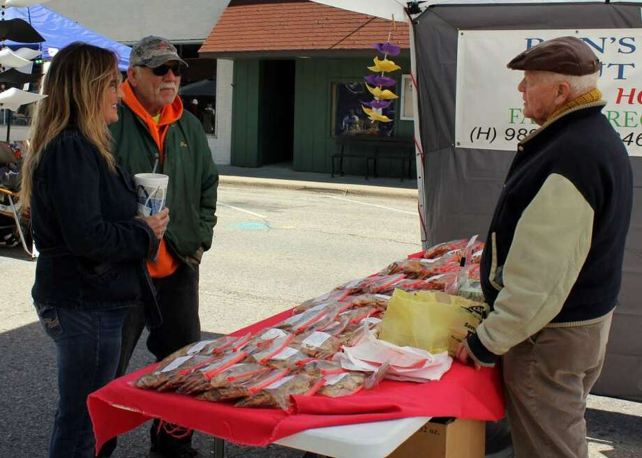 There will be more vendors than ever and plenty of activities for people of all ages on Saturday at the fifth annual Elkton's Country Street Fair. The event runs from 10 a.m. to 3 p.m. Here are scenes from last year's event. Photo: Tribune File Photo