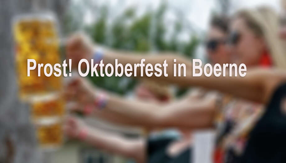 Check out Oktoberfest events this weekend in Boerne Photo: Edward A. Ornelas/San Antonio Express-News / © 2018 San Antonio Express-News