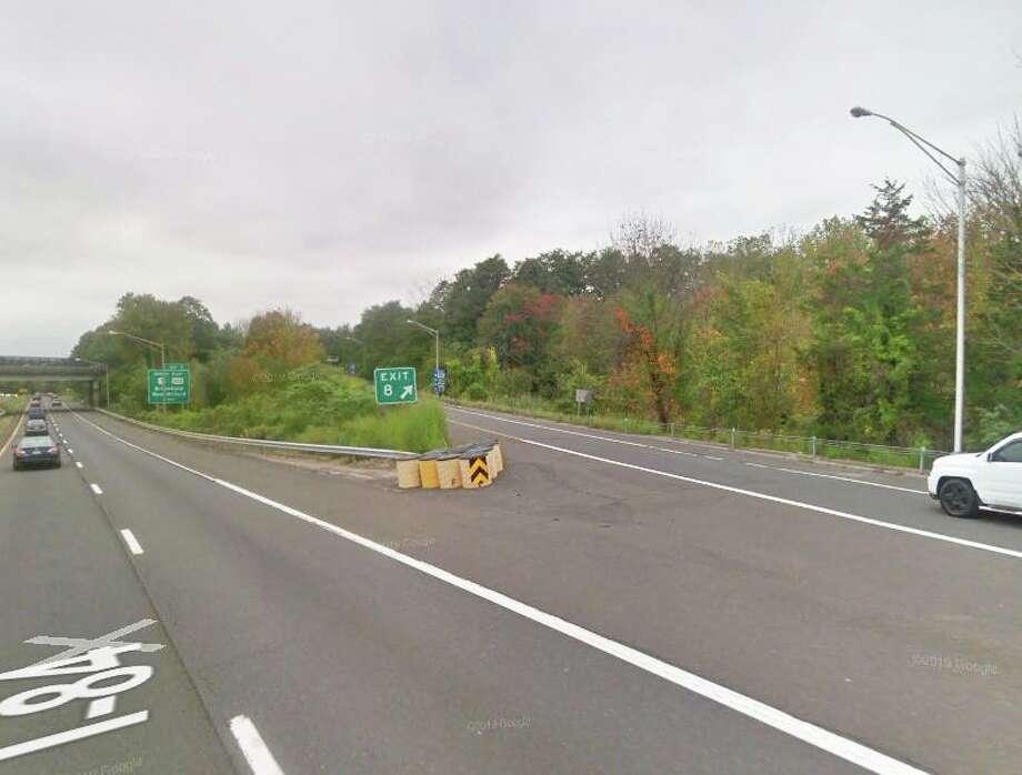 Interstate 84 Exit 8 Photo: Google Maps / Google