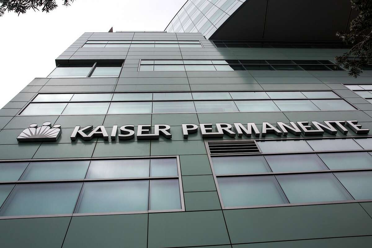 Kaiser Permanente facilities located few blocks from the construction site of the Chase Center in Mission Bay. Kaiser Permanente is buying naming rights for the mixed-use retail space spanning 2 blocks by the new Warriors' arena. On Friday, May 24, 2019. San Francisco, Calif.