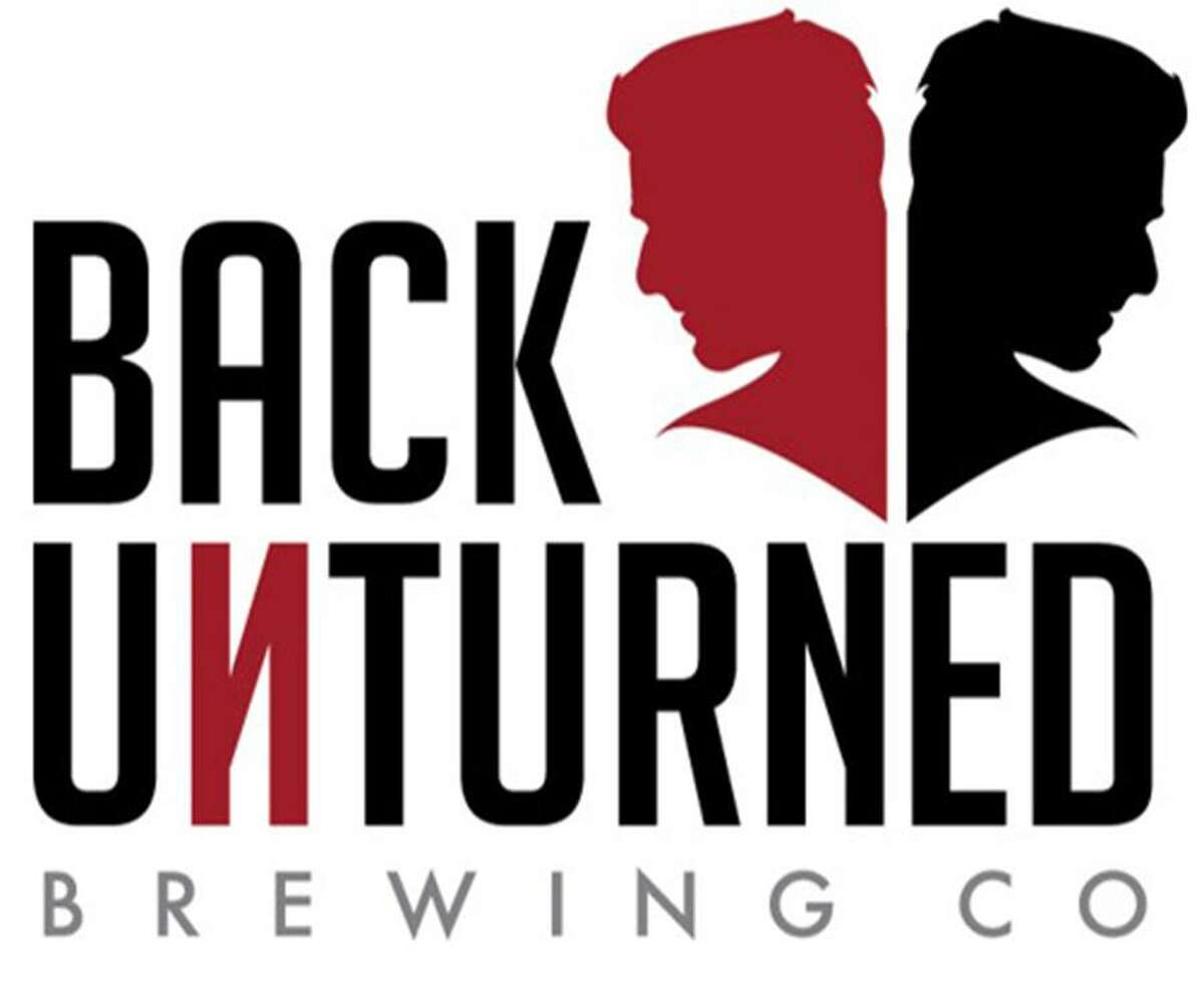 The logo for Back Unturned Brewing Co.
