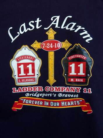 One Of Two T Shirt Designs The Bridgeport Fire Department 286327