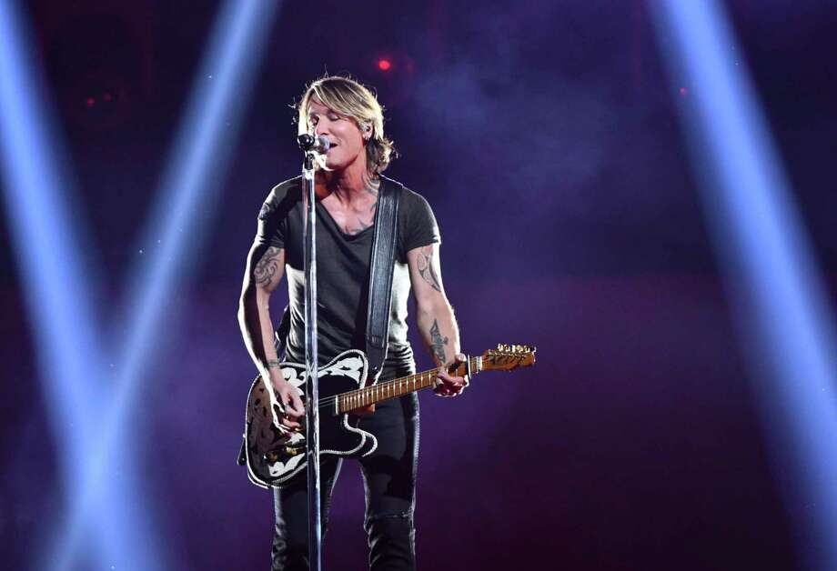 Keith Urban will play two shows at the San Antonio Rodeo in 2020. Photo: Charles Sykes /Associated Press / 2018 Invision