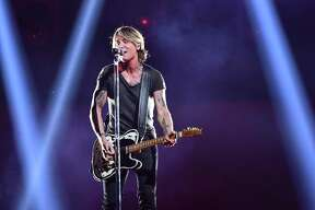 Keith Urban will play two shows at the San Antonio Rodeo in 2020.