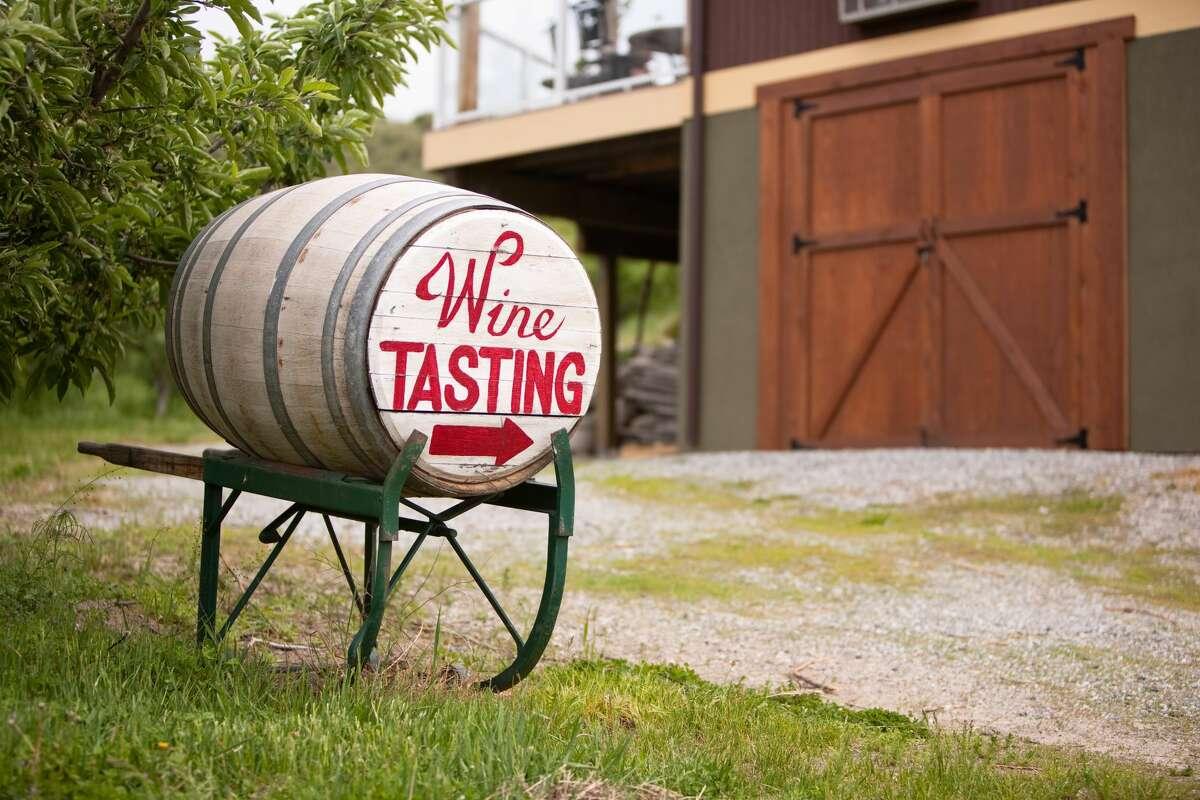 Lake Chelan boasts nearly 40 wineries.