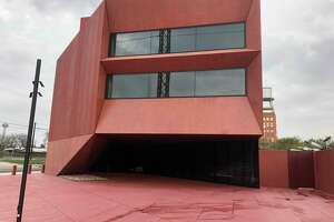 Architect David Adjaye said Ruby City is intended to inspire a belief in the positive social force of contemporary art.