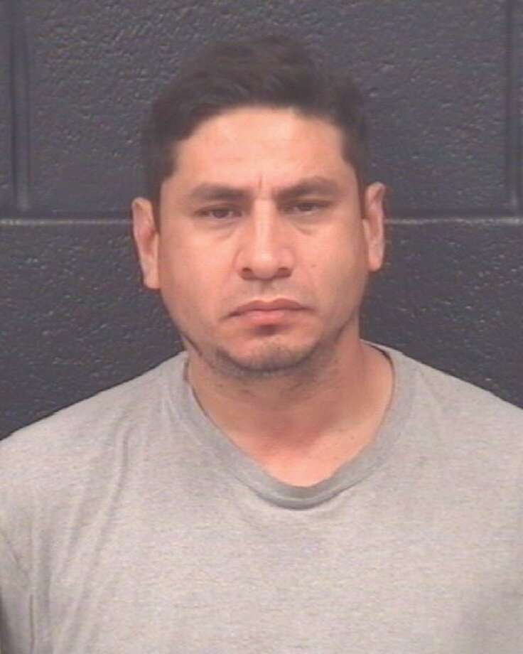 Juan Carlos Villarreal, 41, was charged with two counts of theft of property. Photo: Courtesy