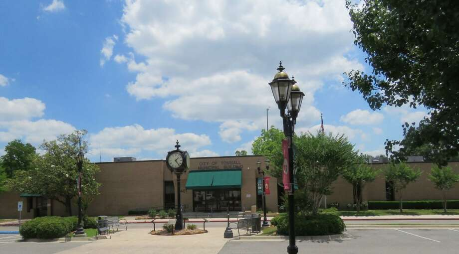 The City of Tomball Municipal Building is located at 401 Market Street in Tomball. Photo: Courtesy Of City Of Tomball