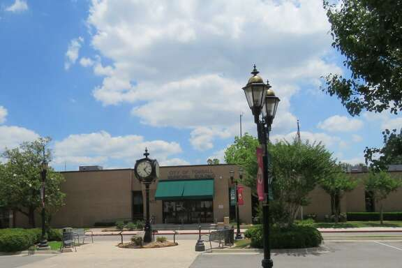 The City of Tomball Municipal Building is located at 401 Market Street in Tomball.