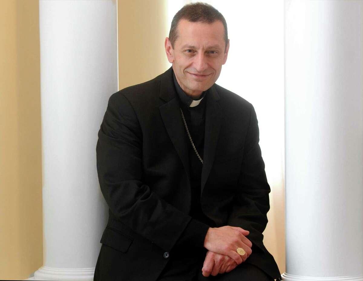 Bishop Frank J. Caggiano.