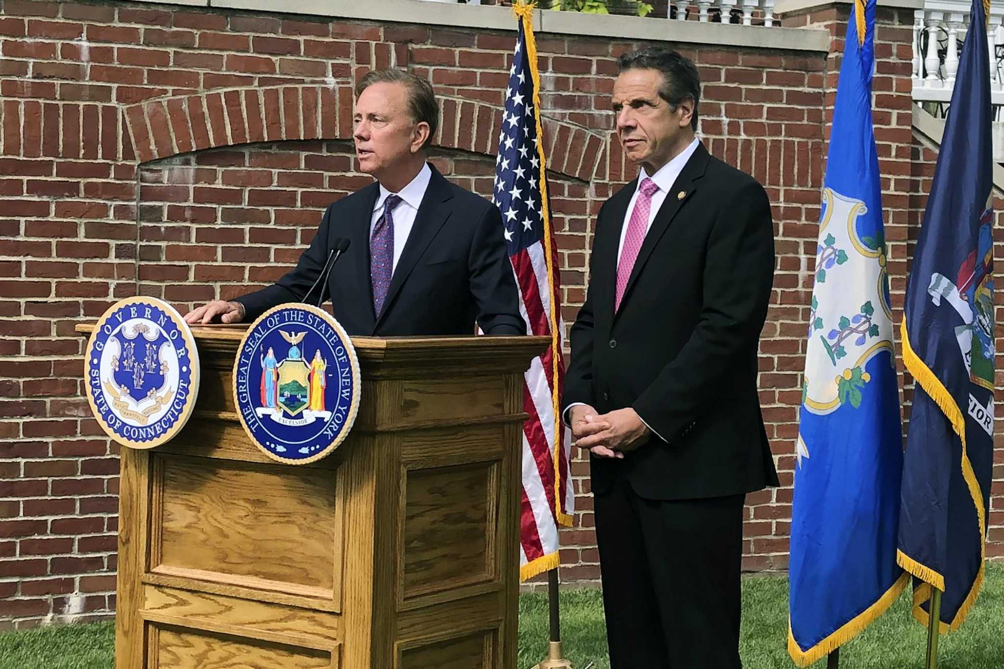 Legalizing pot in CT, NY gets new push from governors