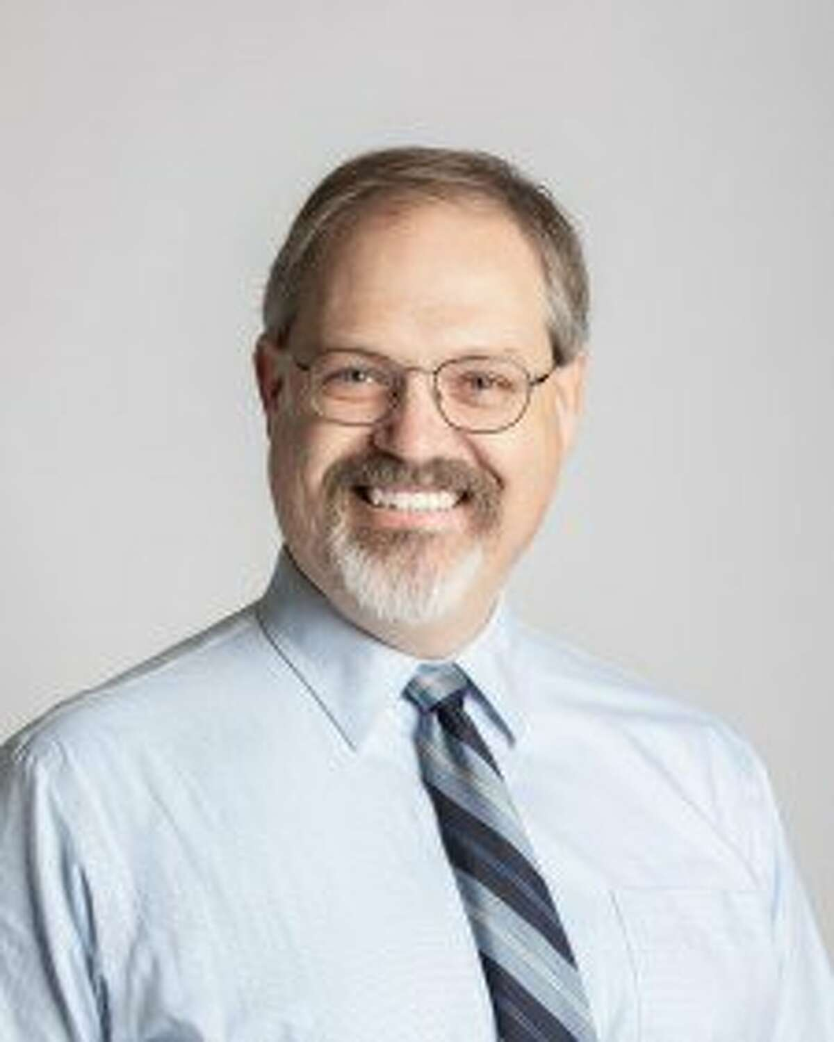 Math Professor Eric Kaljumagi is president of the Community College Association that is supposed to represent Calbright faculty. He is surprised that Calbright, the state's first online community college, has yet to hire faculty.