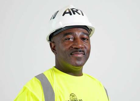 Arthur J. Smith, an applicant for Houston ISD's District II election, photographed at the Houston Chronicle offices. Smith said he did not qualify for the November ballot due to an issue with his signature petition. He is challenging the ruling.