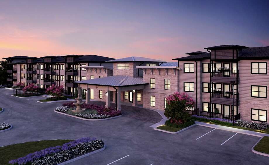 Soléa Cinco Ranch sits on 10 acres at 2550 Westheimer Parkway in the Katy area. 6.2.5 Photo: Sparrow Partners