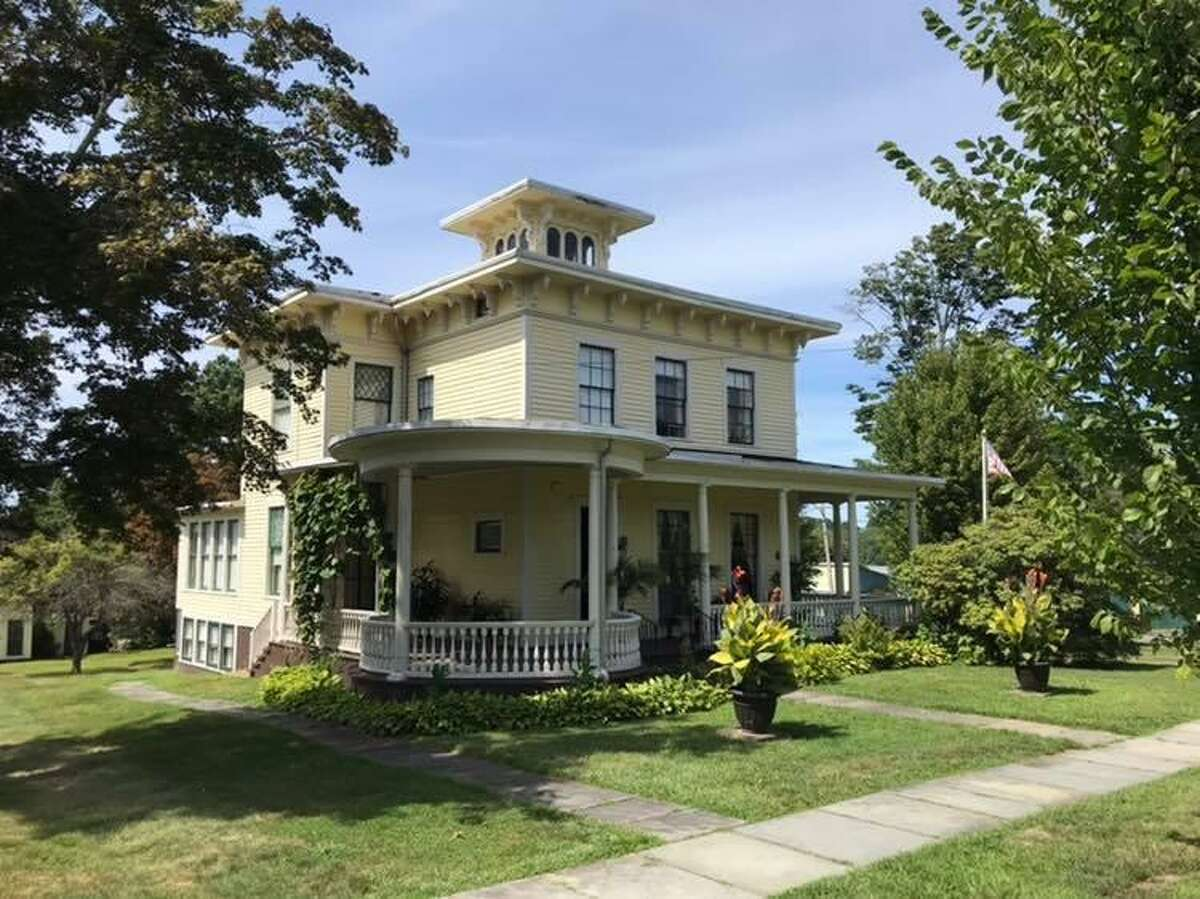 The Cromwell Historical Society's Stevens-Frisbie House, 397 Main St.