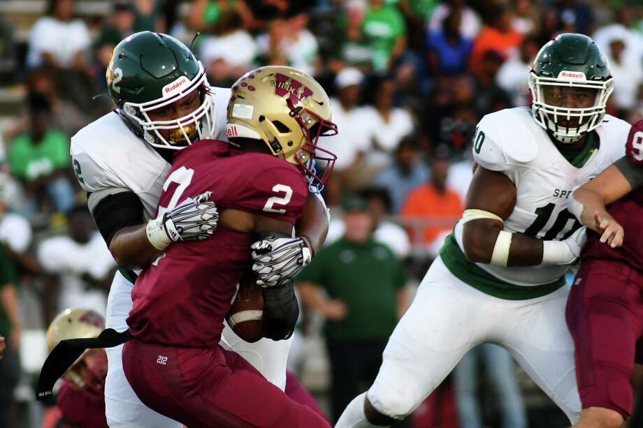 All three Spring ISD teams (Spring, Westfield, Dekaney) entered a bye week the weekend of Sept. 27 and kick off District play Sept. 26-27. Photo: Jerry Baker, Houston Chronicle / Contributor / Houston Chronicle