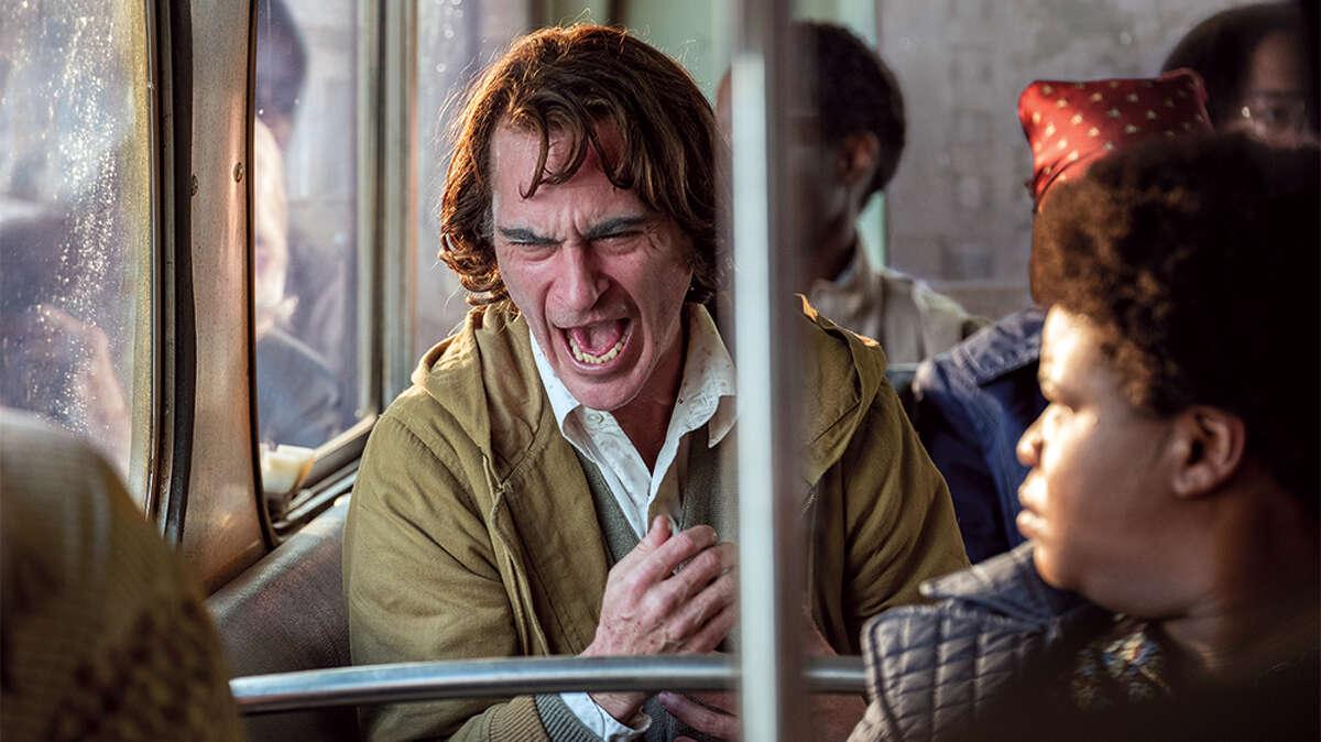Joaquin Phoenix plays the Joker.