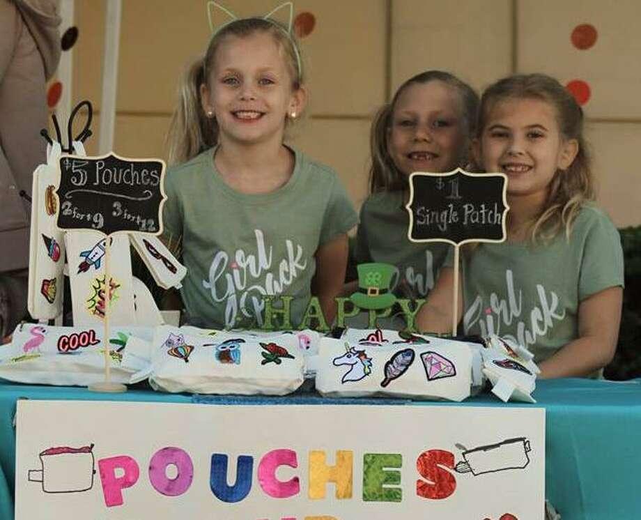 The Wish Girls participate in a previous Children's Fair. Photo: / Acton Business Fairs