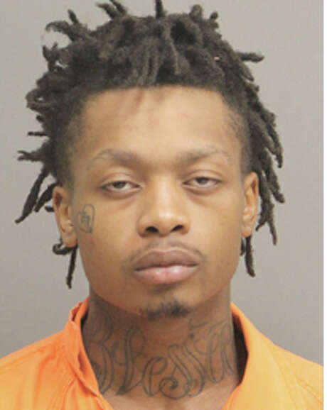 Devonte Miller, 20, was arrested in Crowley, Louisiana Wednesday night. He was wanted for aggravated assault with a deadly weapon in the shooting of a San Marcos woman Tuesday night. Photo: San Marcos Police