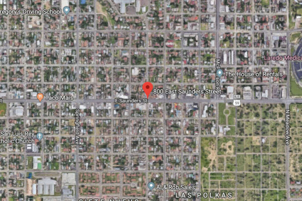 The case was reported June 10 in the 800 block of East Saunders Street.
