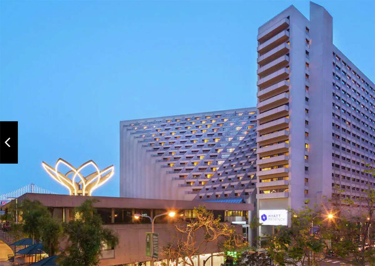 At the Hyatt Regency San Francisco, Resortfeechecker.com cites a resort fee of $29.06 a night.