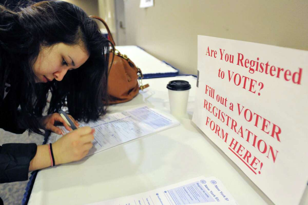 Voter registration will take place from 9 a.m. to 11 a.m. on Oct. 1 in the basement of Ansonia's City Hall. Residents can register to vote online at voterregistration.ct.gov. They can also check their status and determine if they are registered by going to portaldir.ct.gov.sots/LookUp.aspx..