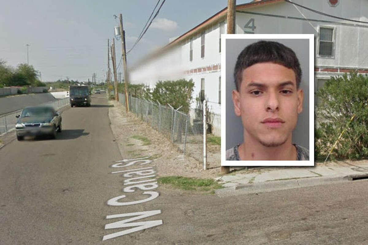 A man was arrested on Wednesday morning following a car chase that ended by the West Laredo riverbanks, authorities said.
