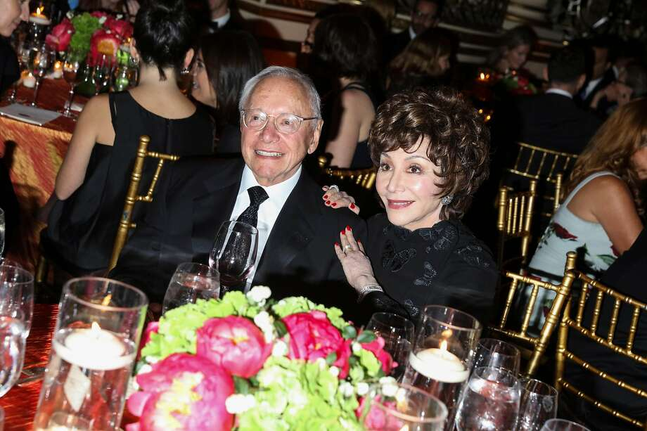 Agriculture titans Stewart and Lynda Resnick are among Los Angeles' wealthiest individuals. Photo: Rebecca Smeyne / New York Times 2016