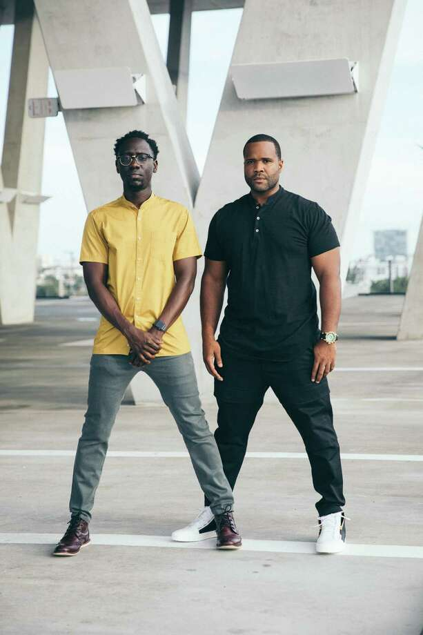 "Black Violin is currently on tour supporting its fourth album, ""Take the Stairs,"" with a stop at the Wagner Noel Performing Arts Center on Wednesday. Photo: Mark Clennon / Contributed Photo"