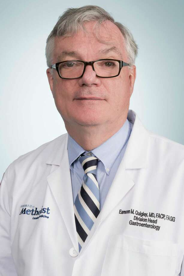 Dr. Eamonn Quigley of Houston Methodist Hospital was named a Master of the World Gastroenterology Organization on Sept. 23 at the World Congress of Gastroenterology 2019 in Istanbul, Turkey. Photo: Courtesy Photo